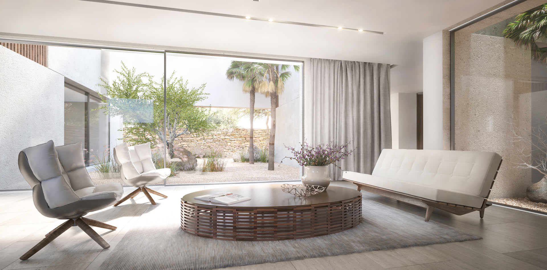 3D Visualisation 3ds max Terri Brown Architecture Dubai Middle East Arid Interior Design Vray