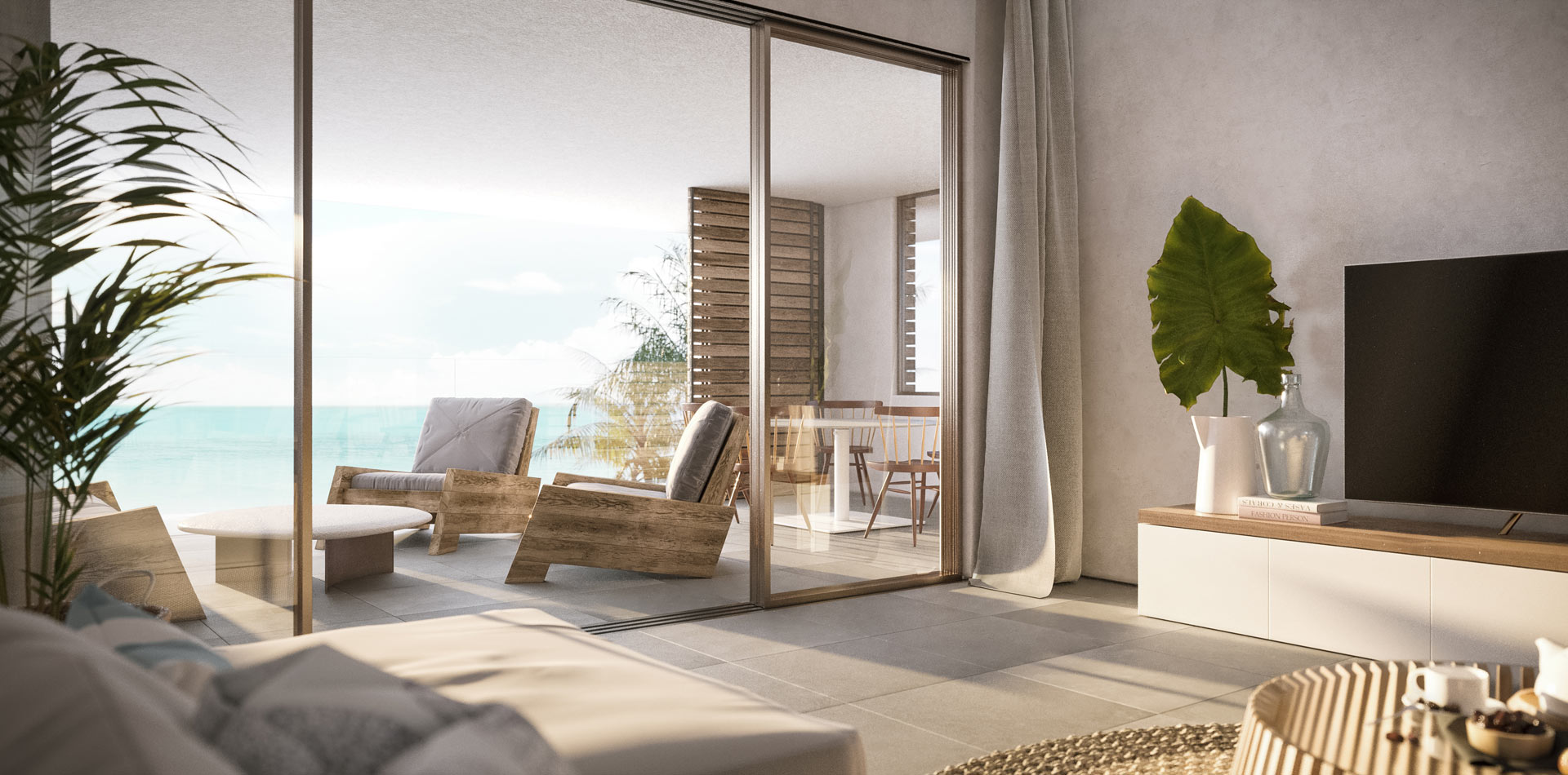 3D render archviz architectural visualisation south africa