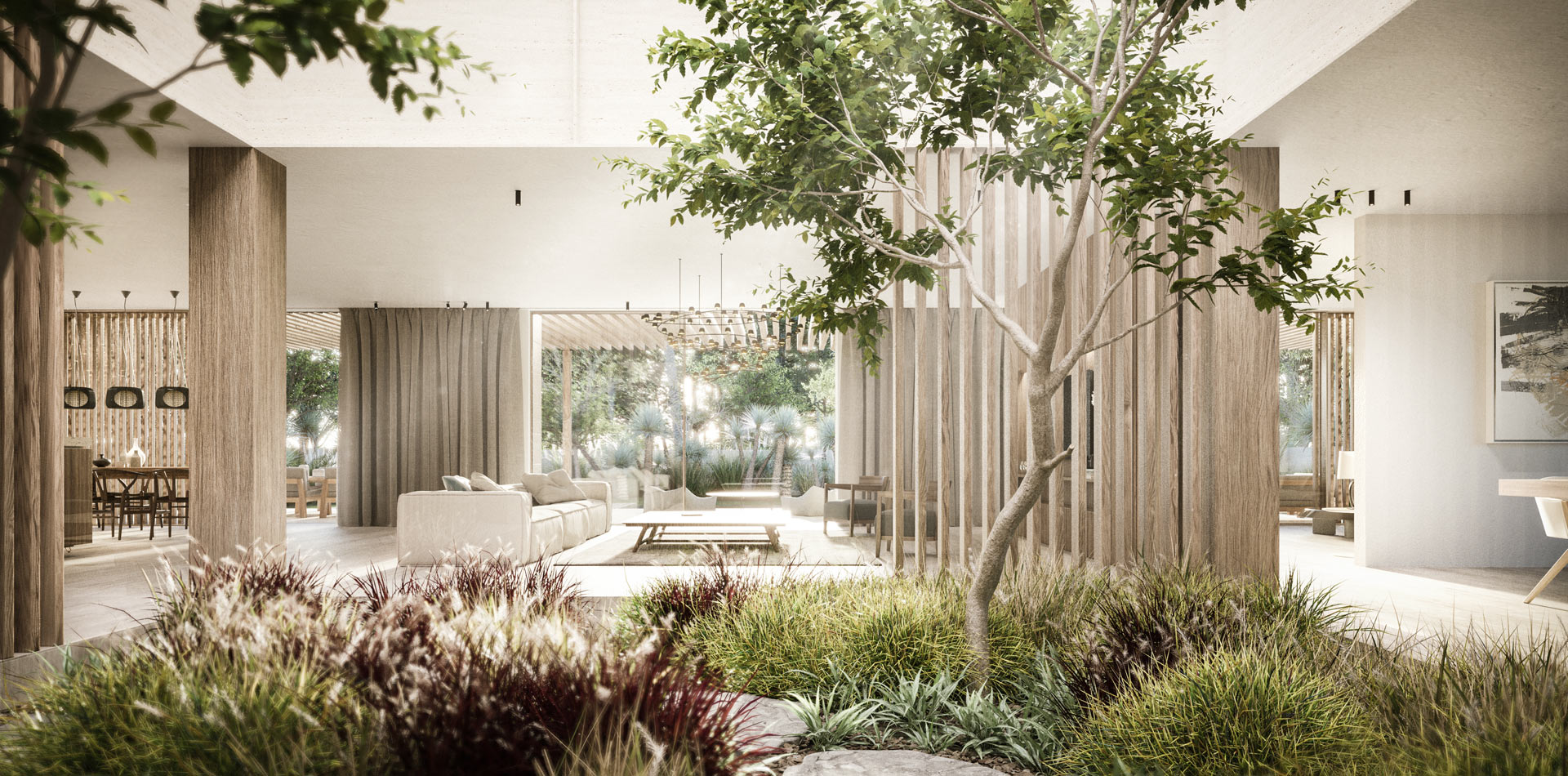 Terri Brown 3D Visualisation Architecture Design #DS Max Vray Photoshop landscaping digital art lighting